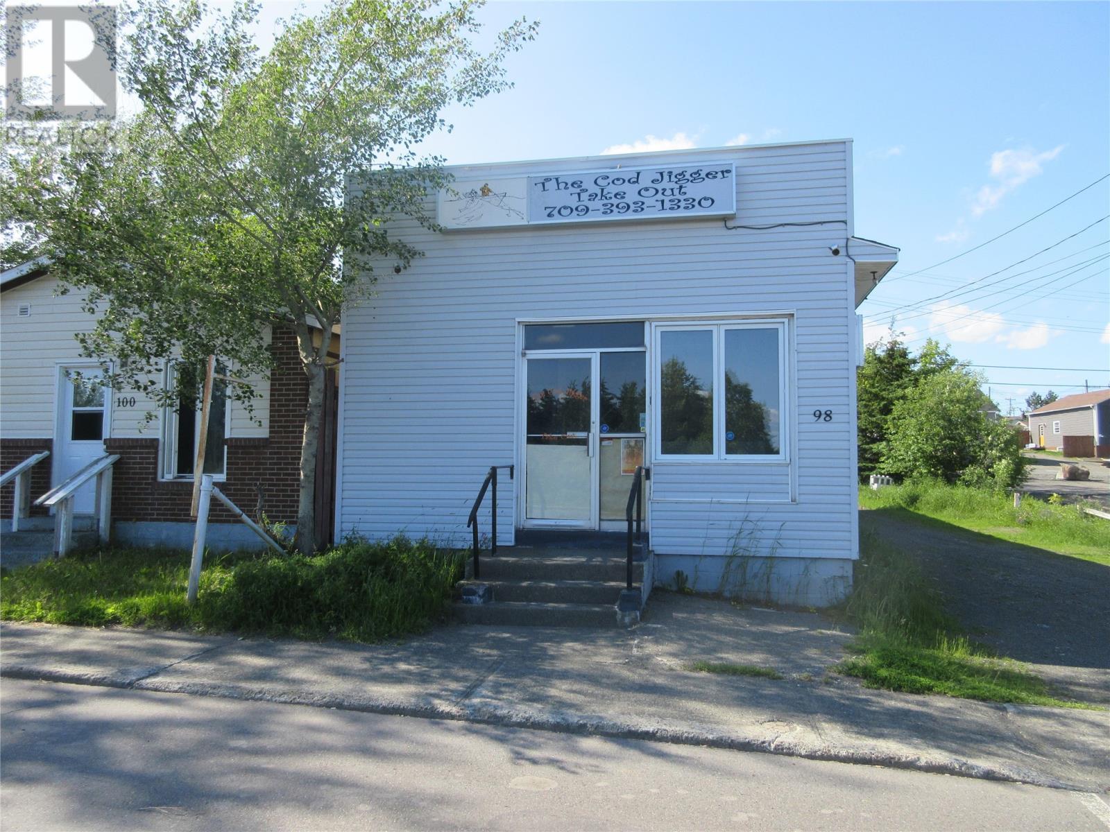 98 Main Street, Grand Falls - Windsor 1211595